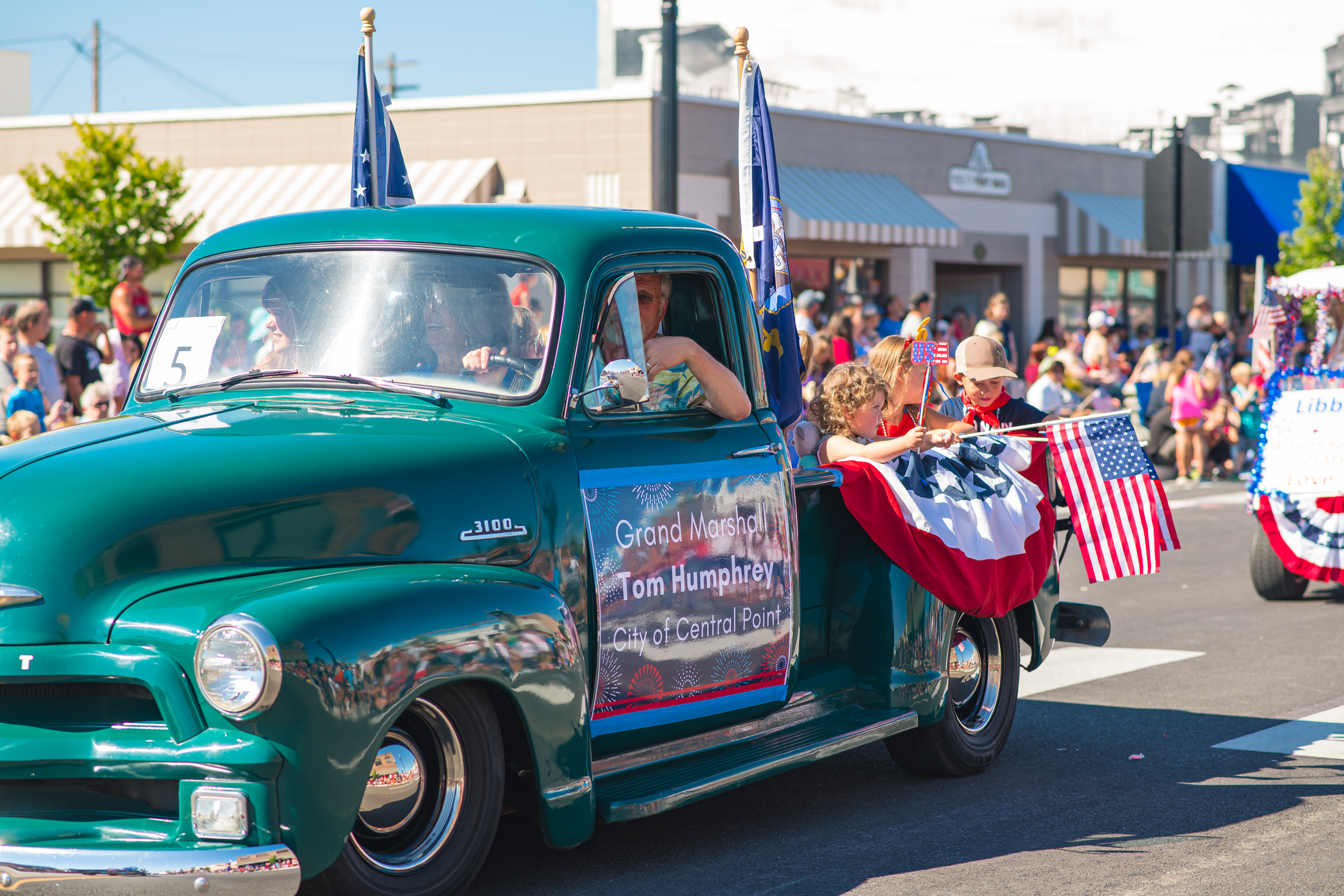 4th of July Freedom Festival – Central Point Chamber of Commerce
